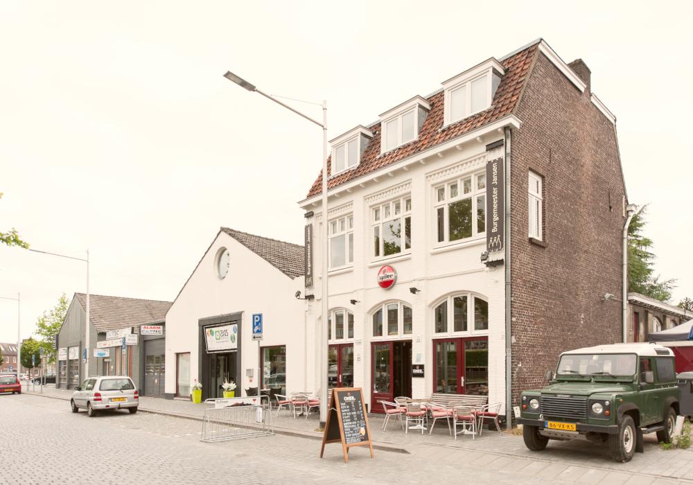 Biercafe tilburg burgemeester jansen