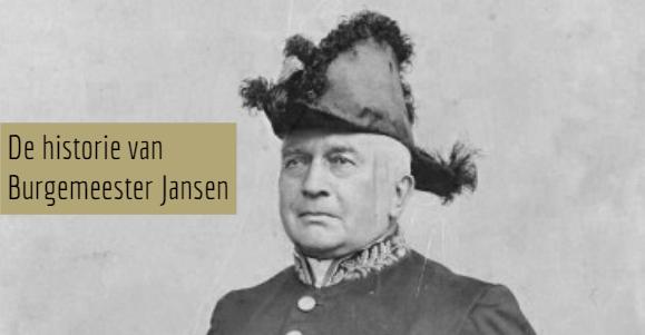De historie van Burgemeester Jansen
