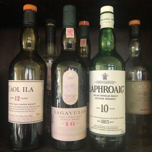 schotse whiskys bij Burgemeester Jansen Tilburg