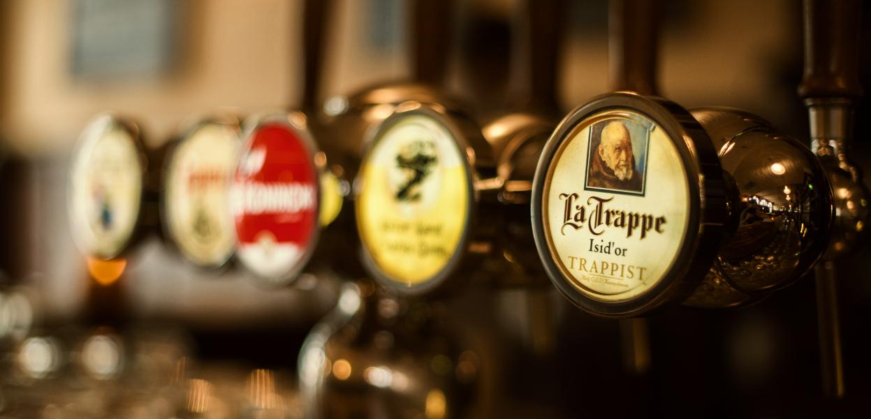 De bieren van BJ