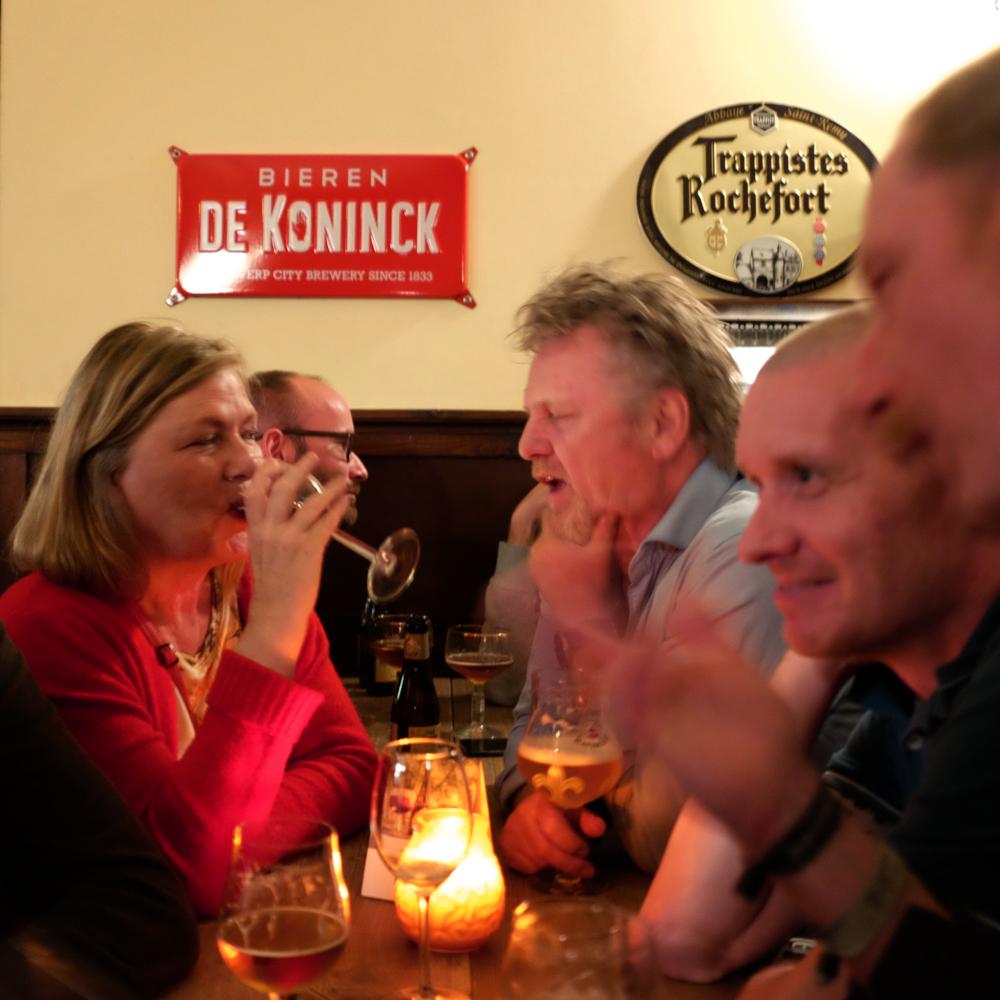 Speciaal bier cafe Burgemeester Jansen
