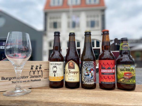 bierpakket Floor speciaalbier Burgemeester Jansen