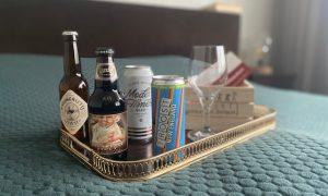 bierpakket vaderdag ontbijt op bed