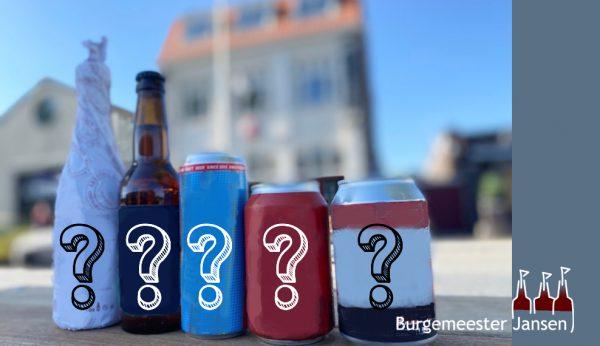 Bierpakket Surprise laat je verrassen